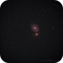 Messier 15, The Whirlpool Galaxy,                                drksky
