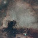 North America Nebula,                                David Johnson