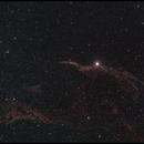 Veil nebula,                                Ivana
