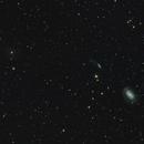 Tie Fighter galaxy and LoTr5,                                Frigeri Massimiliano