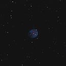 NGC 246 -  The Skull Nebula,                                equinoxx
