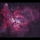 The Eta Carina Nebula from Lizard Island,                                Göran Nilsson