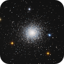Hercules Globular Cluster, Messier 13,                                Astrofotospr
