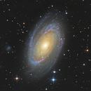 M81 LRGB,                                Mike Matthews