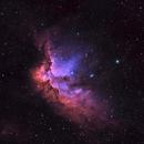 NGC7380 - The Wizard of Cepheus - SHO,                                Martin Dufour