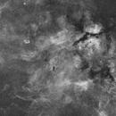 Cygnus in Halpha - Sadr & surroundings,                                Jonas Illner
