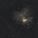 NGC1491/LBN 704,                                David Wills (PixelSkies)