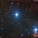 Wide Field Cintura di Orione,                                Fernando De Ronzo