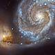 M51 (redo),                                mwpaul73