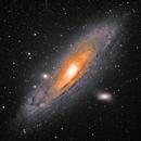 Galaxies M31, M32, M101,                                Petri Kiukas