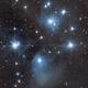 M45 - Les Pléiades,                                Pierre_Lapouge