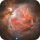 M42, The Great Orion Nebula (SH RGB),                                Ruben Barbosa