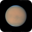 Mars | 2018-07-19 6:38 UTC | RGB,                                Chappel Astro
