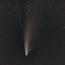 comet Neowise (c/2020 F3). 19.07.20,                                simon harding