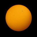 Sun 24th of February 2021 with AR 2804,                                Maciej