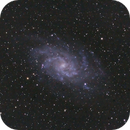M33 - Triangulum Galaxy (Pinwheel Galaxy),                                jlevine22