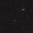 NGC 7331 & le Quintet de Stephan,                                grizli21