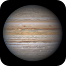 Jupiter through Excellent Seeing Conditions,                                Chappel Astro