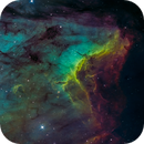 Pelican Nebula,                                Tim Morrill