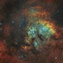 NGC 7822,                                RichardBoudreau