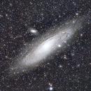 M31 - Andromeda,                                Mike Coates