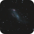 IC 2574 - Coddington's Nebula in HaRGB (from a red zone),                                Benny Colyn
