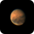 Mars animation 1h bad seeing,                                Angel Galera