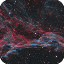 NGC 6979 In Bicolor The Other Witches Broom,                                Christopher Gomez