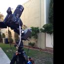 Image at my backyard @ Fremont, CA, USA,                                Kai Yang