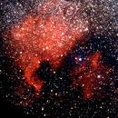 NGC7000,                                Eric-P