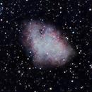 Mi Nebulosa del Cangrejo,                                PepeLopez