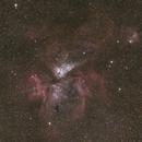 Eta Carinae Nebula (NGC 3372) wide field of view,                                Kos Coronaios
