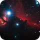 The Horsehead and Flame Nebulae,                                cdfischels