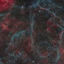 Vela Supernova Remnant,                                Toshiya Arai