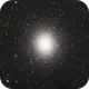 Omega Centauri & PGC 47003 galaxy (140m LY) and  and PGC 47340 (150m LY?),                                KiwiAstro