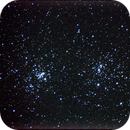 The Double Cluster,                                maverickroy