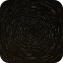 Star trails,                                rkayakr