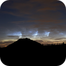 NLC's & Comet Neowise 2020 F3 3 pane stitch,                                Steve Ibbotson