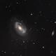 NGC4725 - LRGB,                                BLANCHARD Jordan