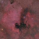 NGC 7000,                                Jürgen Eggenberger
