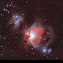 M 42 - NGC 1977 Ori,                                Marko Emeršič