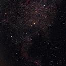 Meteor over North America Nebula,                                rkayakr