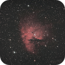 Pacman NGC281,                                Thomas Kremser