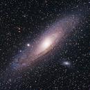 M31 - Andromeda Galaxy,                                Chris Massa