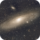 M31  The Galaxy in Andromeda,                                Ray Heinle
