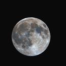 Moon in LRGB,                                Marcin