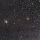 NGC 1333 - Forgotten project,                                  Ivaylo Stoynov