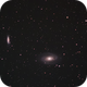 M81 and M82,                                Felix