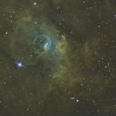 NGC 7635  SHO,                                Vincelet Yannick