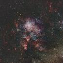NGC2070 RGB + Narrowband,                                Diego Cartes
